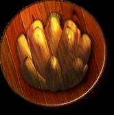 The Banana Kingdom's icon from Donkey Kong Jungle Beat