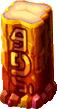 Sprite of a Pillar from Mario & Luigi: Superstar Saga + Bowser's Minions.