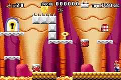 Level 3-2 in Mario vs. Donkey Kong