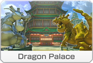 Dragon Palace icon from Mario Kart 8 Deluxe.