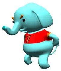 Mona's Elephant 3D WarioWare Mega Microgames.jpg