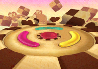 The icon for Cookie Land, from Mario Kart Double Dash!!.