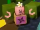 Ninjarama's Blockafeller in Yoshi's Crafted World.