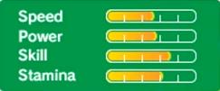 Eggman Nega's stats in Rio 2016 3DS