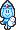 Overworld sprite of Jojora from Mario & Luigi: Superstar Saga.