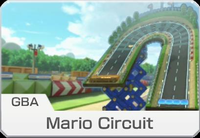 GBA Mario Circuit