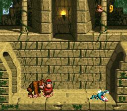 The last Bonus Stage in Temple Tempest
