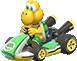 Koopa Troopa in Mario Kart 8