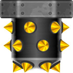 Super Mario Maker (New Super Mario Bros. U style) Skewer
