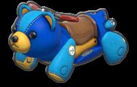 Bear Rider body from Mario Kart 8