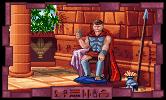 Julius Caesar in the PC release of Mario's Time Machine