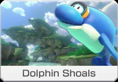 Dolphin Shoals