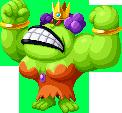 Sprite of Queen Bean from Mario & Luigi: Superstar Saga + Bowser's Minions.
