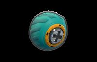 Azure Roller tires from Mario Kart 8
