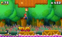 New Super Mario Bros. 2 screenshot.