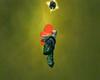 Yoshi performing his Mega Strike in Mario Strikers Charged