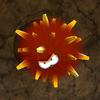 Urchin in Battle Belt Galaxy