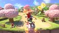 Animal Crossing MK8 DLC spring shot 2.png