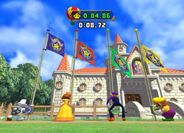 Crank to Rank from Mario Party 8
