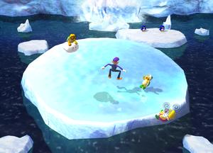 Glacial Meltdown from Mario Party 8