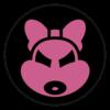 Wendy O. Koopa emblem from Mario Kart 8