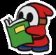 Pry Guy sprite from Paper Mario: Color Splash