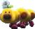 Wiggler artwork from Super Mario Galaxy.