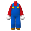 """The """"Mario Outfit"""" Mii costume"""