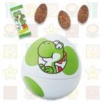 Yoshi's Egg choco-crunch snack from Super Nintendo World