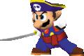 Captain Mario Model - Mario Party 2.png