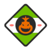 Bowser Jr.'s emblem from baseball from Mario Sports Superstars