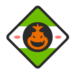 Bowser Jr.'s emblem from baseball from Mario Sports Superstars