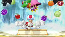Flash Forward from Mario Party 10.