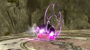 Kirby with Bayonetta's ability.