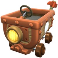 Clanky Kart from Mario Kart Tour