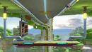 Mario Circuit stage in Super Smash Bros. Ultimate