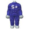 """The """"Superb Suit"""" Mii costume"""