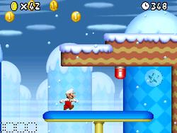 World 5 (New Super Mario Bros.) - Level A