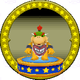 A figure with Bowser Jr. on it.