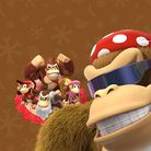 Preview for Donkey Kong Country: Tropical Freeze Playable Characters Quiz