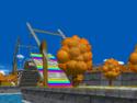 Delfino Square from Mario Kart DS