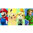 Preview for a Play Nintendo poll on characters from Nintendo 3DS games. Original filename: <tt>1x1_3DSMostTimeSpent_v03.a25bebd1.jpg</tt>
