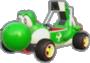 Super Yoshi icon in Mario Kart Live: Home Circuit