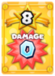 Nullifies all damage to your party 3 times.