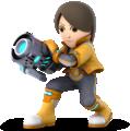 Mii Gunner from Super Smash Bros. Ultimate