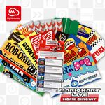 Mario Kart Live: Home Circuit decoration kit My Nintendo reward