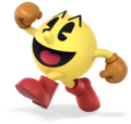 Pac-Man from Super Smash Bros. Ultimate