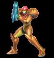 Samus from Super Smash Bros. Ultimate