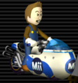 Spear from Mario Kart Wii