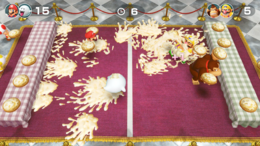 Pie Hard from Super Mario Party